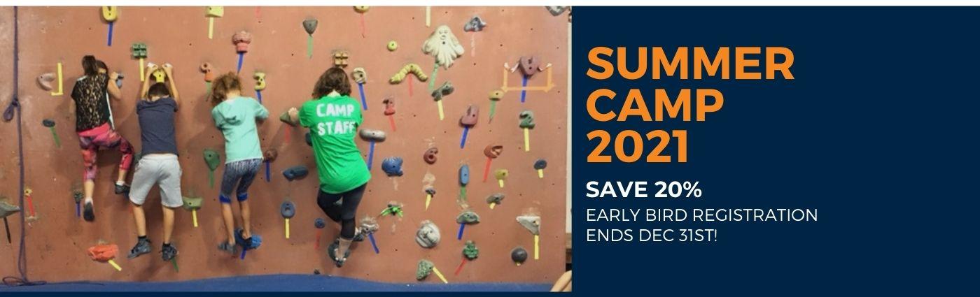 click for 20% off summer camp registration before December 31st 2020
