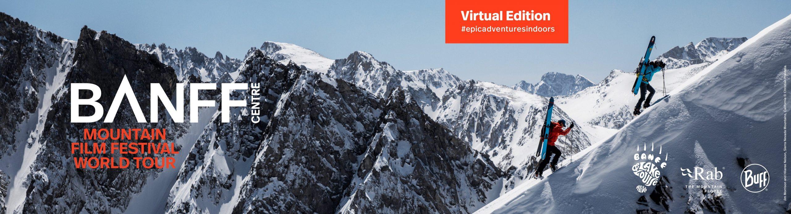 Banff Mountain Film Festival Virtual Tour