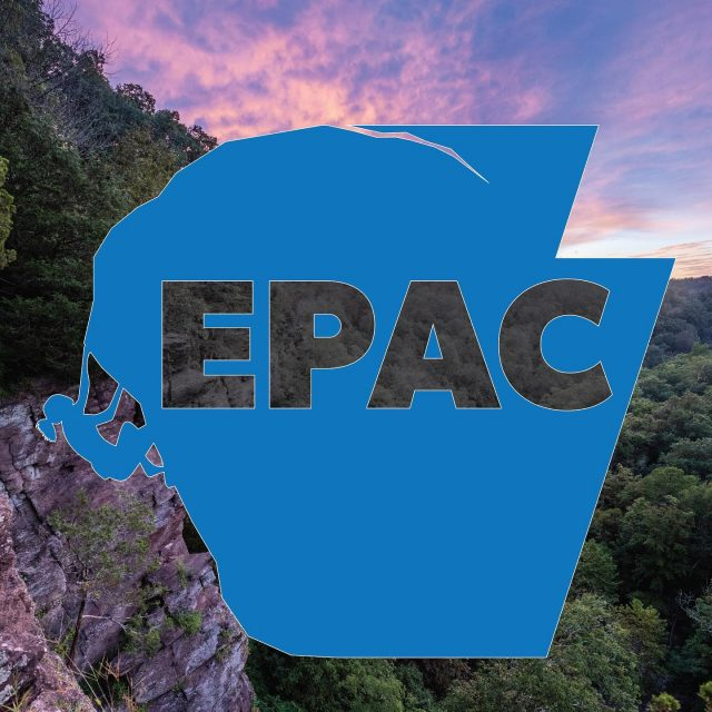 We are very fortunate to have so many awesome climbing areas right in our back yard & as climbers, we have a special part to play in making sure it stays that way. Eastern PA Alliance of Climbers @e.p.a.climbers is looking to bring people together through our passion so Eastern PA can have a united voice & shared energy.  EPAC will be having a community Zoom meeting on September 30th at 8pm. #epac #phillyclimbers #getoutside #optoutside #climbon #leavenotrace #partofthesolution