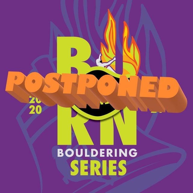 In light of the closures in Philadelphia, & because we understand that these closures have impacted our competitors, we have decided to postpone the remainder of the Burn Series. The Winter Burn at PRG Oaks & Wyncote will now be held on January 23rd. The new dates for the remaining events will be announced when we have them.   Burn Series Pass holders & current Winter Burn Competitors: You will keep your time slot.  All of the remaining events will still follow our new Covid-friendly format, featuring time slots with a maximum of 25 competitors per time slot. While we've seen that this format is extraordinarily effective, we feel that postponing the remainder of the Series allows all of us to navigate the uncertainty of the shutdowns & all its various impacts.  If you have any questions or concerns, please contact us at comps@philarockgym.com.  We're happy to help.  #positivelyprg #burnseries #winterburn