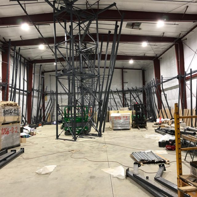 The walls have arrived!!!!   Things are starting to move quickly at PRG Malvern!  Look out for more updates as well as when we plan to open.  #confidencecommunityclimbing #positivelyprg #prgmalvern #phillyclimbers #indoorclimbing #malverngym #getpsyched #newgym  #wallsweremeantforclimbing