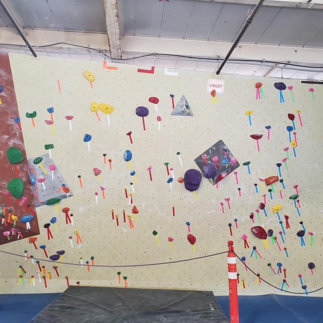 SETTING ALERT!   PRG East Falls & PRG Wyncote are being reset for the Heart Burn happening March 13th!   Have you registered?!?  For info about the Heart Burn or to register, click the link in our bio.  All PRG East Falls & Wyncote members have MULTI-GYM access until after the comp.  #confidencecommunityclimbing #settingalert #heartburn #burnseries2021 #supportyourlocalroutesetter