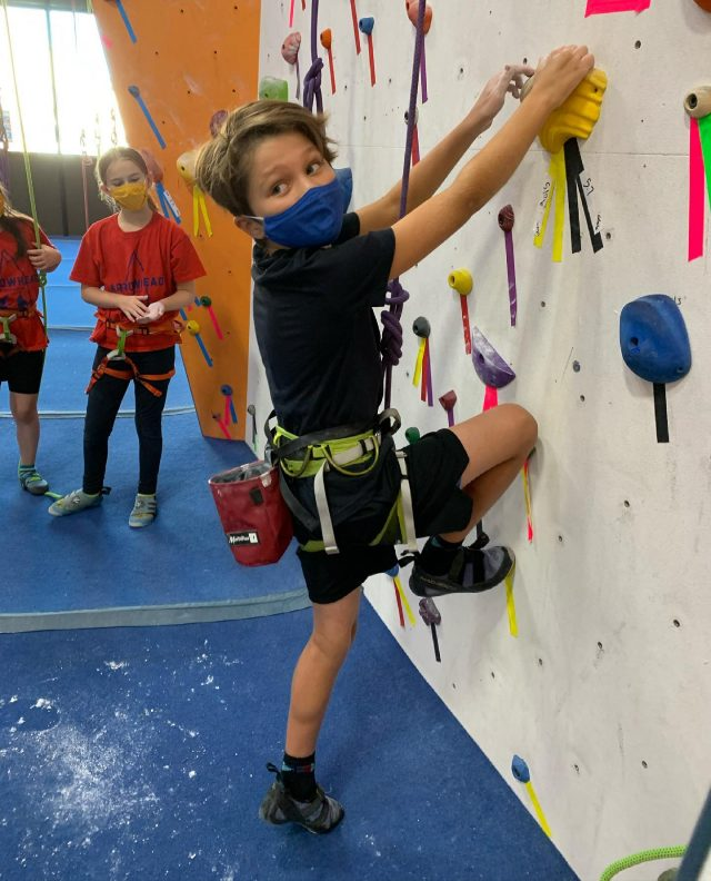 Join us this weekend for FREE rock climbing at PRG!  Kids ages 4-15 climb for free at our Summer Camp Open Houses at PRG Fishtown Sunday, April 24.   PLUS join us for free rock climbing & our mini Summer Camp Fair at PRG Oaks on Saturday, April 24th & PRG East Falls & Malvern on Sunday, April 25!  Learn about PRG Climbing Camp as well as other great local camps who will be there that day!  Reserve your spot ahead of time. Link in bio.   #confidencecommunityclimbing #prg #summercamp #kidclimbers #campmemories #climbingcamp #phillyclimbers #mainline