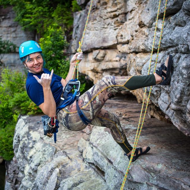 Join us for 3 days at the New: One of the East's largest, most diverse, & highest quality climbing areas. Our guides will be on location to show you a small portion of the New's 3,000+ routes over 60 miles of cliff line. This trip features top rope & lead climbing on some incredible sandstone.   Tell stories around a campfire & get some air under your feet! Come hang out with us for a weekend you will never forget.   Link in bio for more info & to register.   #confidencecommunityclimbing #prg #climboutside #newrivergorge #prgguides #newmemories #phillyclimbers #guidedclimbingtrips #getoutside #newrivergorgeclimbing #rockclimbing