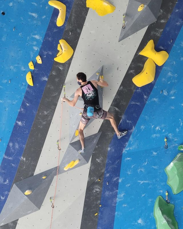 Congratulations Jesse Grupper, for placing 1st at the Albuquerque stop & 3rd at the Bridgeport stop during the NACS!! Just 2 more stops in this series! - We are always proud to see our former team members go on to do great things 😄🎉 #USA #USAclimbing #prgteam #prgclimbing